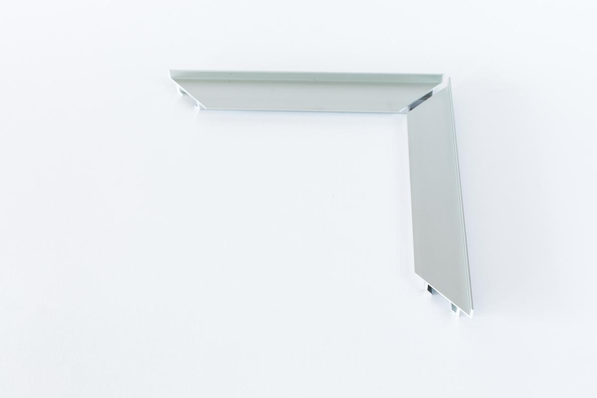FCO 306 Aluminium-Schattenfugen-Profil