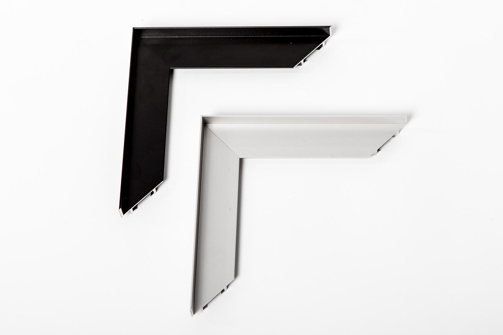 FCO 312 Aluminium-Schattenfugen-Profil