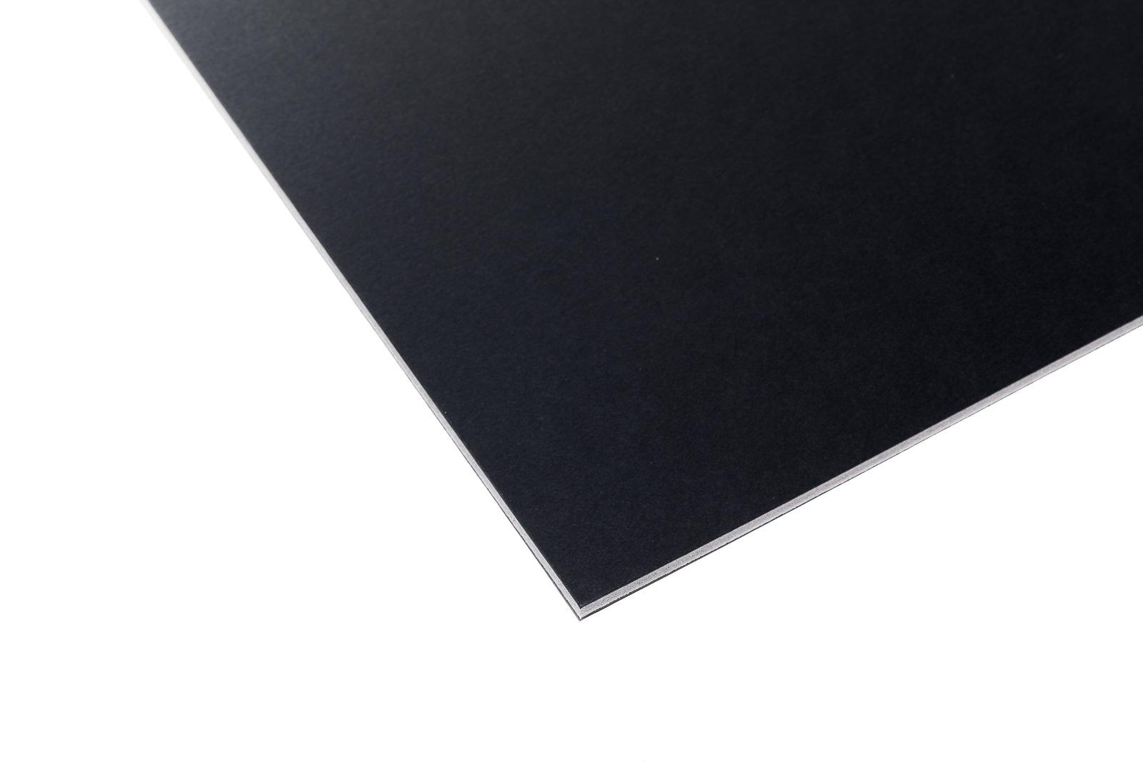 Kapa-Graph schwarz