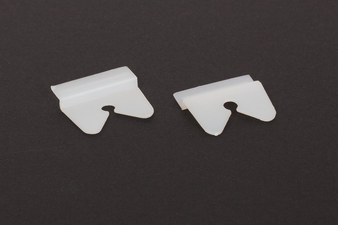 Profilaufhänger aus Kunststoff, für HK-Profile