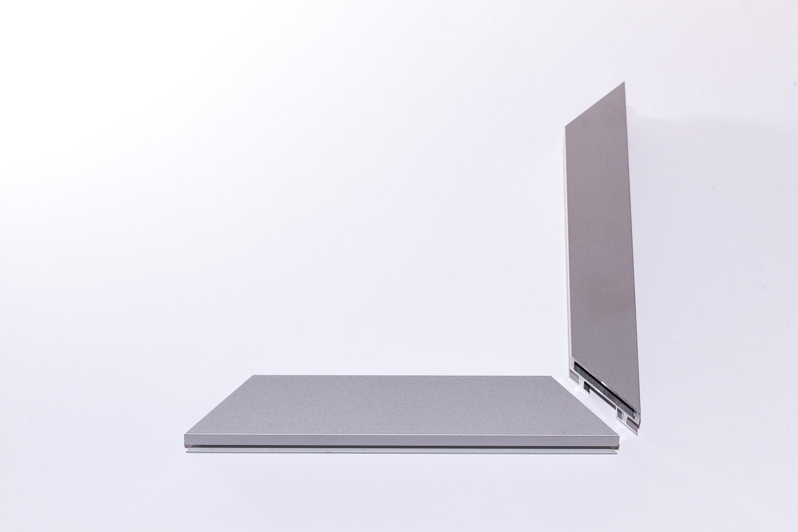 Alu-Trägerrahmen-Profile