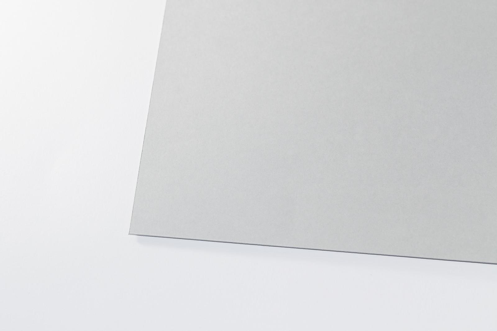 Archiv-Karton grau